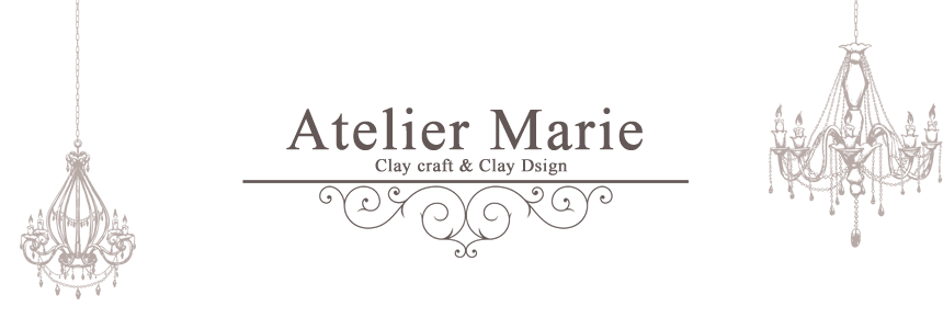DECOクレイクラフト教室アトリエ マリィ(Atelier Marie)